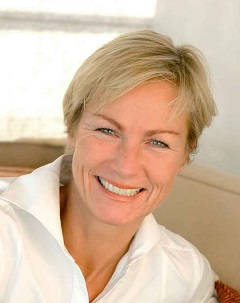 Elisabeth Grieg, CEO of Grieg International and advisory board member of The Sahara Forest Project.