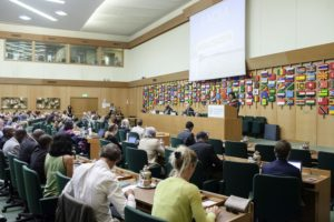 15 June 2016, Rome Italy - Global Alliance for Climate-Smart Agriculture (GACSA) Annual Forum, FAO headquarters (Green Room).